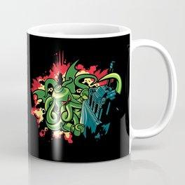 Brickthulhu Coffee Mug