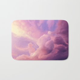 Clouds 1 Bath Mat
