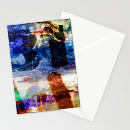 Photos of Yesterday and Today. Stationery Cards