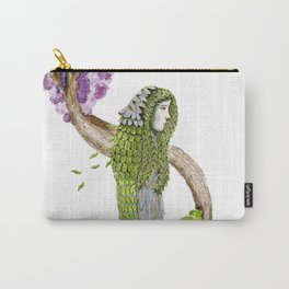 Ela. Trees Carry-All Pouch