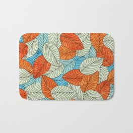 Let the Leaves Fall #09 Bath Mat