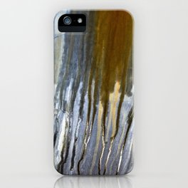 Metal Rain I iPhone Case