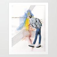 Girl Time No. 12 Art Print