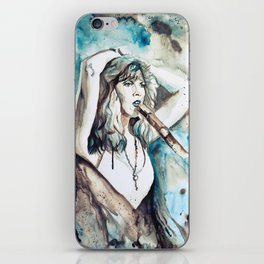 I Sing For The Things iPhone Skin