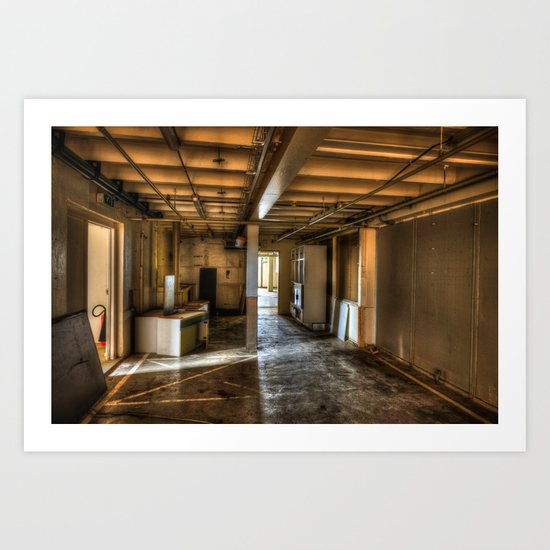 High Dynamic Range Imagery {HDR} Art Print