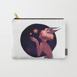 I have loved the stars Carry-All Pouch