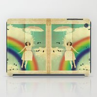 dorothy iPad Cases featuring Dorothy by Robin Curtiss