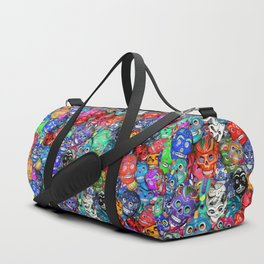 Calaveras Pequeñas - Little Sugar Skulls Duffle Bag