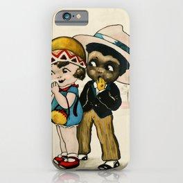 1920s Fashion kids iPhone Case