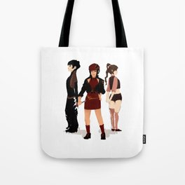 Azula and the Girls Tote Bag