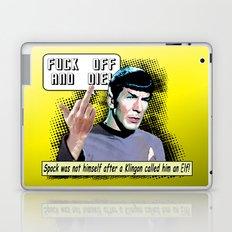 Spock.... Laptop & iPad Skin