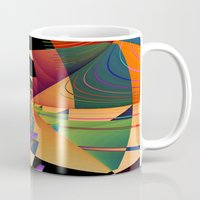 sail Mugs featuring Sail by Bill Fester Designs