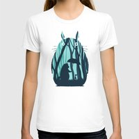 grand theft auto T-shirts featuring My Neighbor Totoro by filiskun