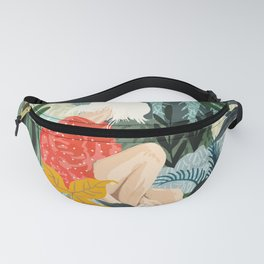The Distracted Reader Fanny Pack