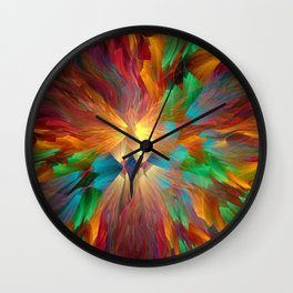 Elation Wall Clock