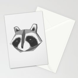 Crab-eating Raccoon Stationery Cards