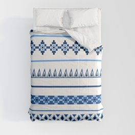 Traditional Influence Pattern I Comforters