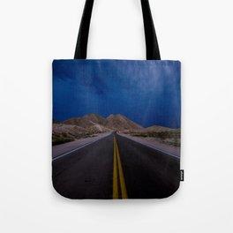 Endless Road Tote Bag