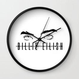 Billie Eilish Merch Wall Clock