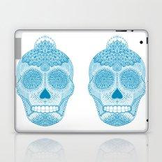 Cosmic Blue Laptop & iPad Skin