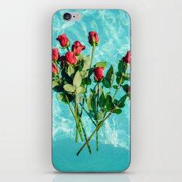 summer romance #society6 #decor #buyart iPhone Skin
