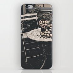 Lovely Garden France iPhone & iPod Skin