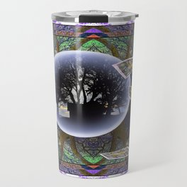MANDALA OF PLACE AND ECONOMY Travel Mug