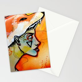 Fire Element Stationery Cards