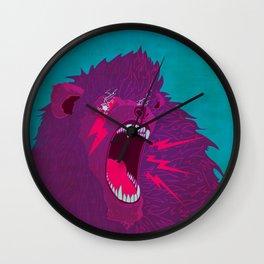 Voice of Thunder Wall Clock