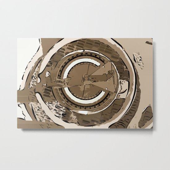 Star Navigator  (s) Metal Print