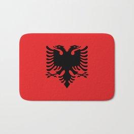 Flag Of Albania Bath Mat
