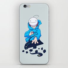 Cryaotic  iPhone Skin