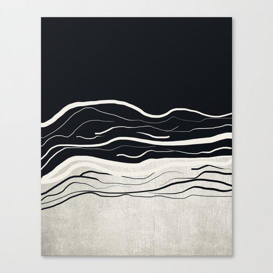 Minimal collection 02 Canvas Print
