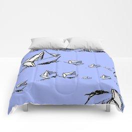 Les petits bateaux Comforters