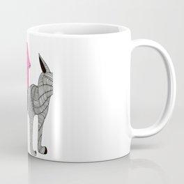 Cat-Snail Coffee Mug