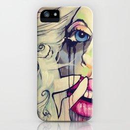 Soul Storm iPhone Case