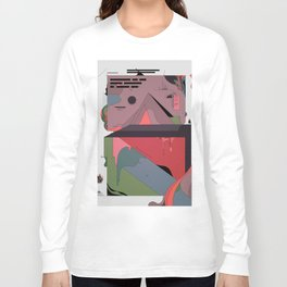 Ancient Infographics Long Sleeve T-shirt