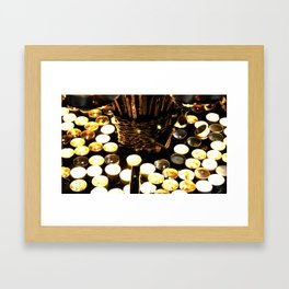 Luminous Framed Art Print