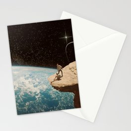 Edge of the world Stationery Cards