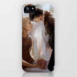 solangelo iPhone Case