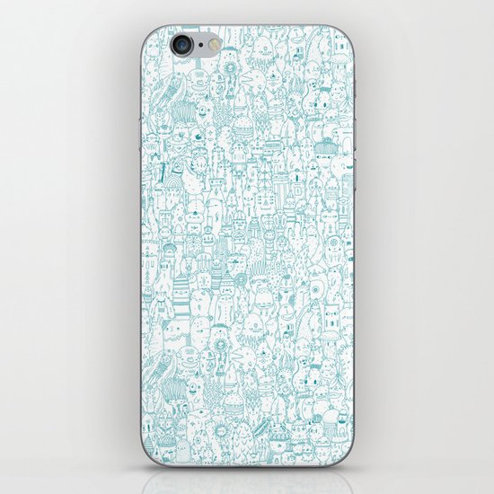 The farmer iPhone & iPod Skin