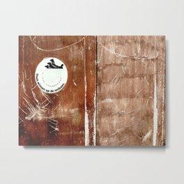 Urban Abstract 107 Metal Print