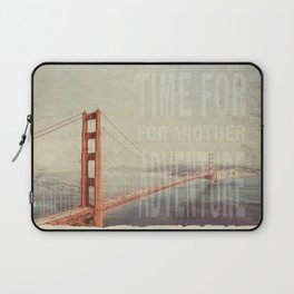Time for Adventure Laptop Sleeve