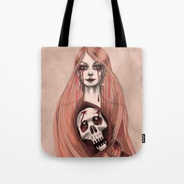 Overpowered Tote Bag