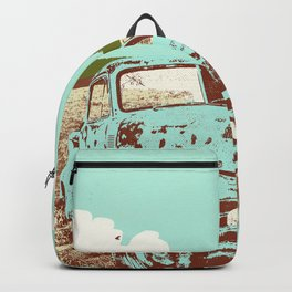 OLD TRUCK Backpack