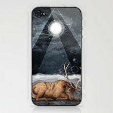 The Unsleeping Dream iPhone & iPod Skin