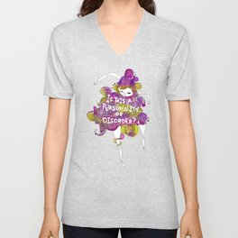 Personality or Disorder Unisex V-Neck