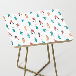 The Land of Bowie Side Table