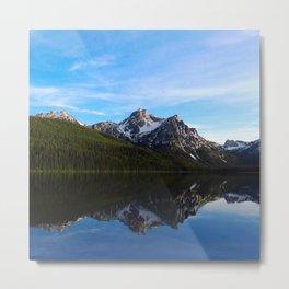 Reflections of Idaho Metal Print