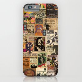 Rock'n Roll Stories iPhone Case